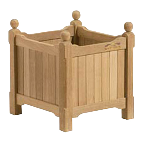 Shorea Wood Planter