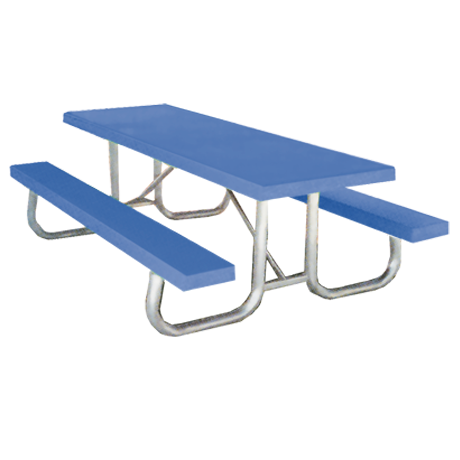 Shenandoah Style with Fiberglass Top-Picnic Tables