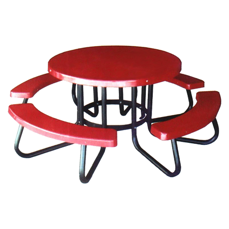 RTRF Series Fiberglass Top-Picnic Tables