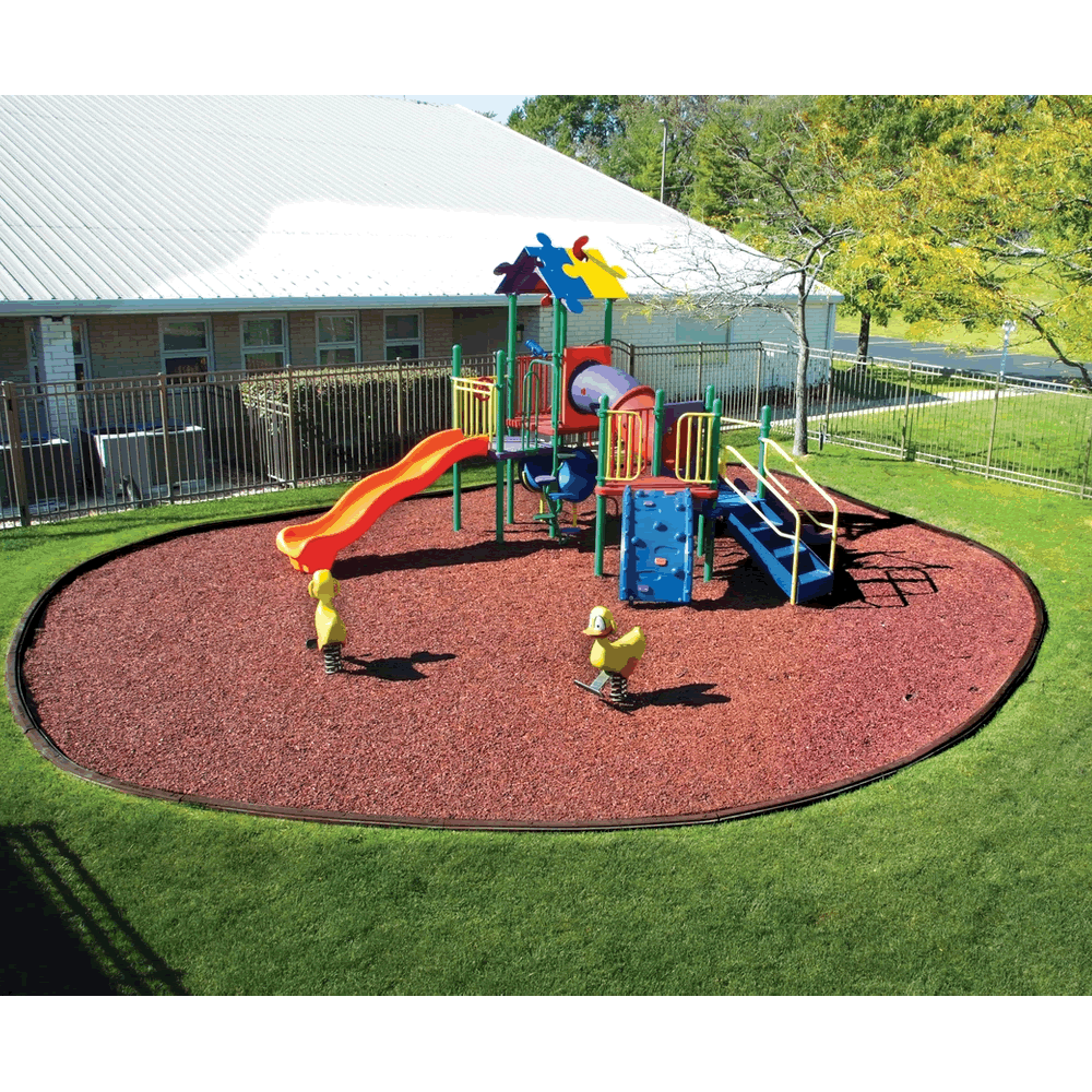 PlatySafer Rubber Mulch