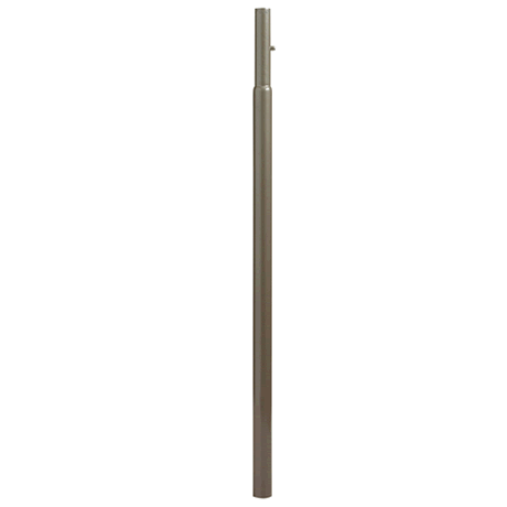 Bar Height Aluminum Bottom Pole