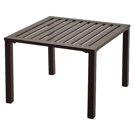 "Atlantica 20"" x 20"" Low Table"