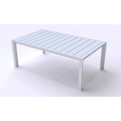 """Sunset 24"""" x 40"""" Cocktail Table"""