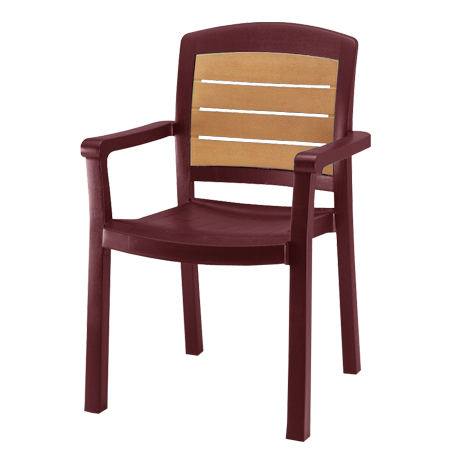 Aquaba Arm Chair