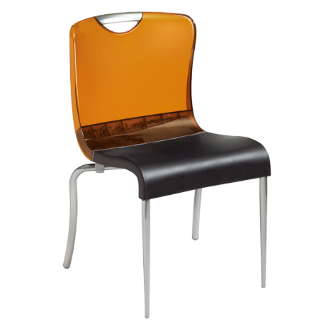 Krystal Indoor Side Chair