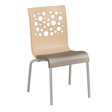 Tempo Stacking Chair