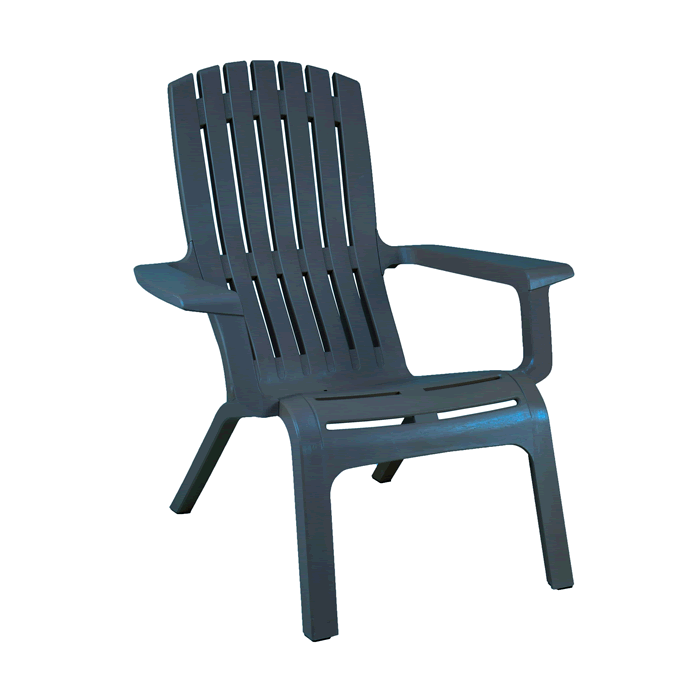Westport Adirondack Chair - Barn Blue
