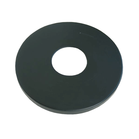 Round Flat Lid for Round or Square Receptacle-Accessories
