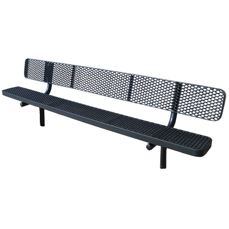 Champion Style with Back-Benches and Glider Benches