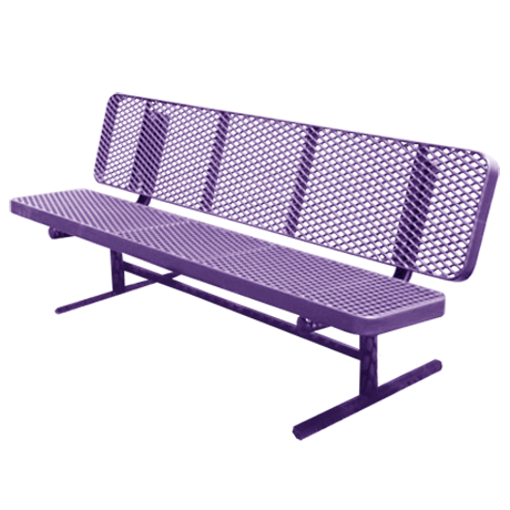 Champion Supreme Style with Back-Benches and Glider Benches