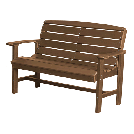 Classic Bench - Tudor Brown