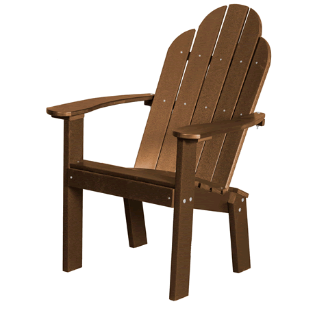 Dining/Deck Chair - Tudor Brown