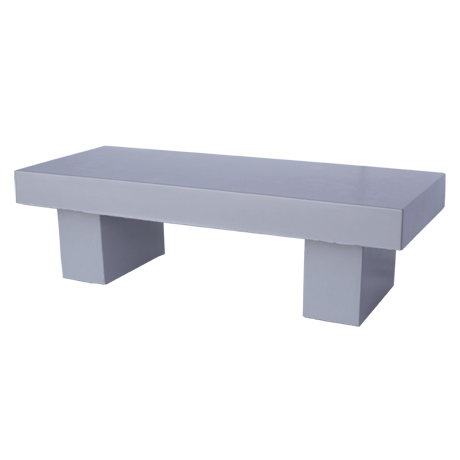 Stonewall Concrete Bench