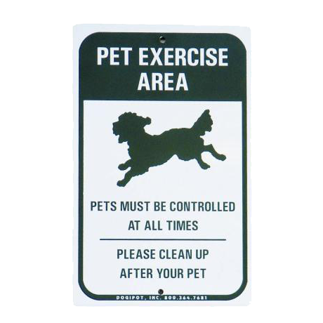 DogipotOff Leash Sign-Accessories