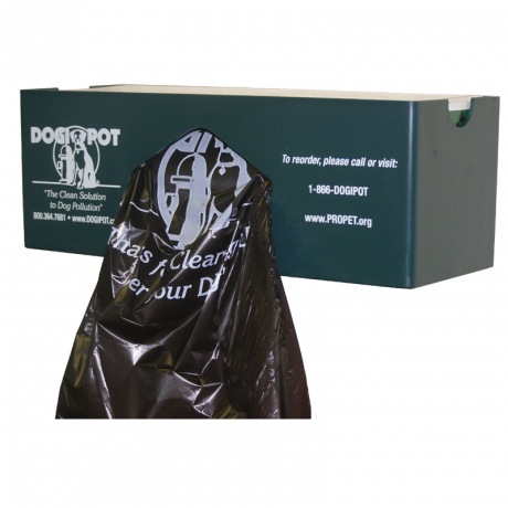 DogipotDogipot Polyethylene Dispenser and Bag Set-Pet Waste Containers