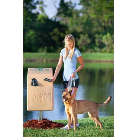 DogipotDogvalet Polythene Bag Dispenser / Waste Co