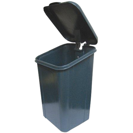 10 Gallon Trash Receptacle
