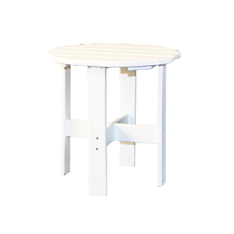 Adirondack Traditional Side Table