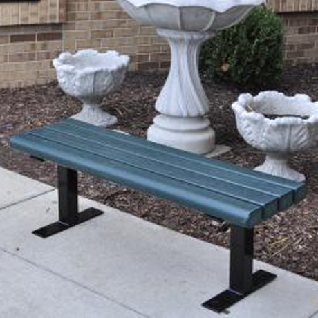 4' Creekside Bench