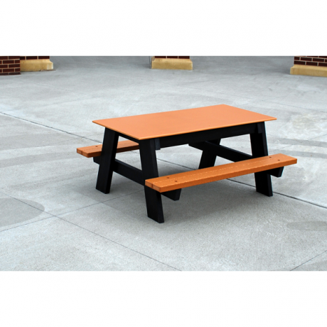 Length, A  Recycled Plastic Kid Table Child Tables