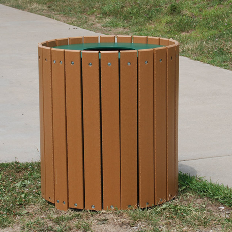 Standard Round Receptacle-Receptacles