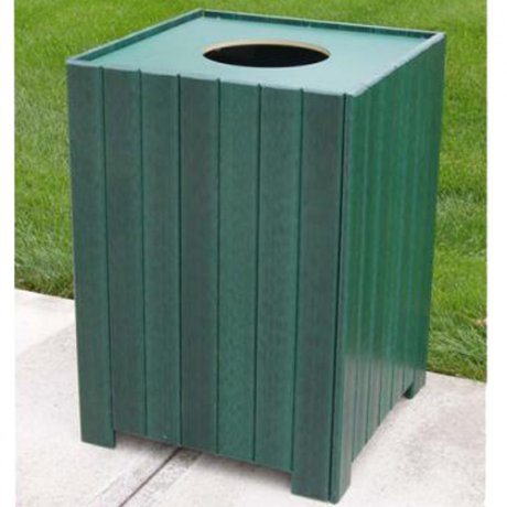 Standard Square Receptacle, 90 lbs