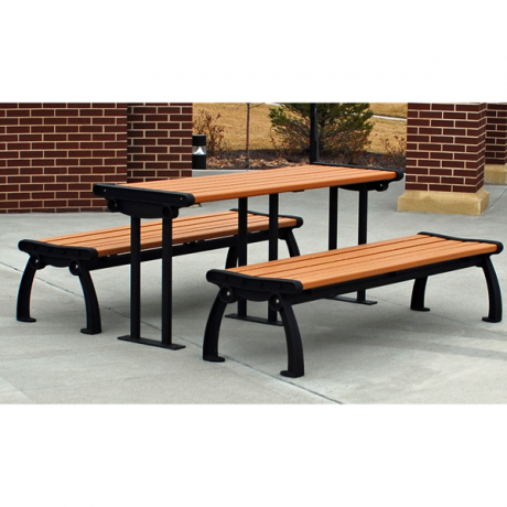 Heritage Style Picnic Table-Picnic Tables