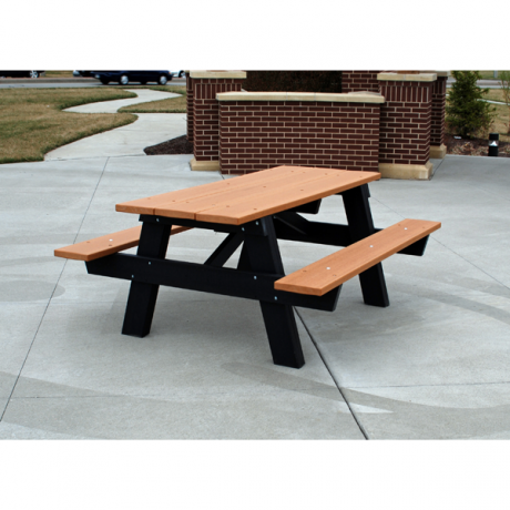 A-Frame Picnic Table-Picnic Tables