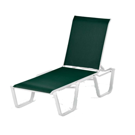 Fortis Sling Chaise Lounge