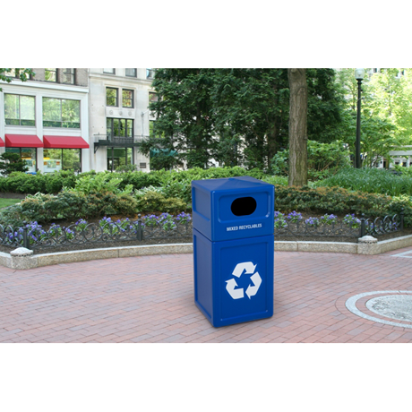 Recycle38 Recycler-Ash Receptacles