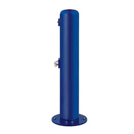 "Foot Wash Station, One Push Button Spray Head on 32"" Pedestal"
