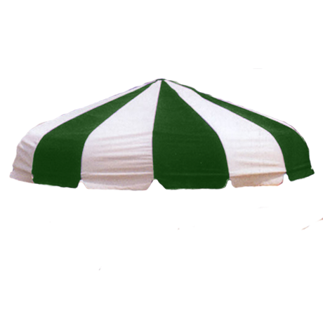 Permabrella with HDPE Mesh Fabric Canopy-Umbrellas