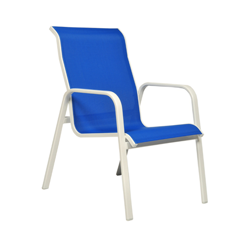 Siesta Sling Stackable Low Back Dining Chair