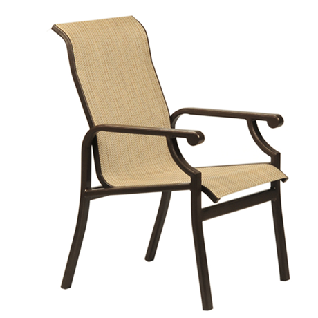 Liberty Sling Low Back Dining Chair
