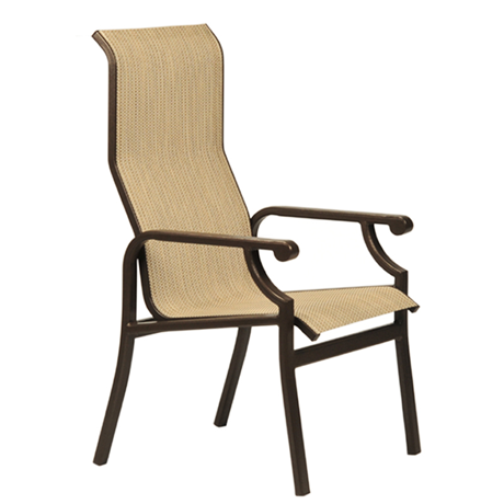 Liberty Sling High Back Dining Chair