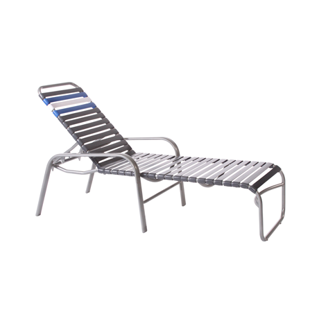 Bonaire Single Strap Chaise Lounge