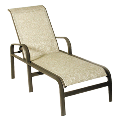 Key West Sling Chaise Lounge