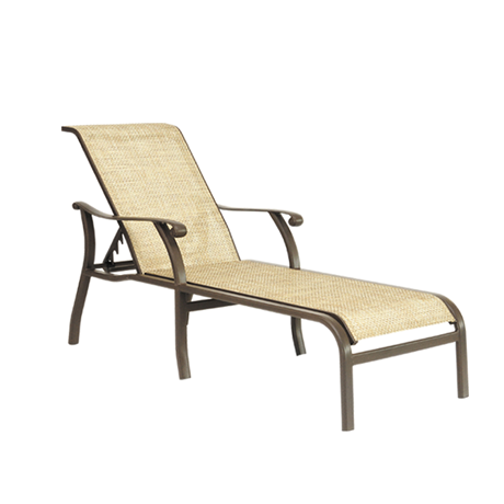Sterling Sling Chaise Lounge