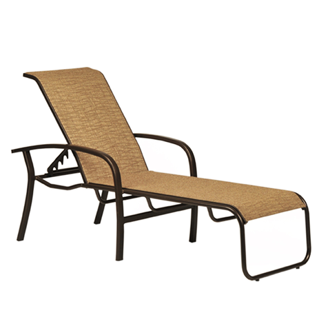 Turks Sling Chaise Lounge