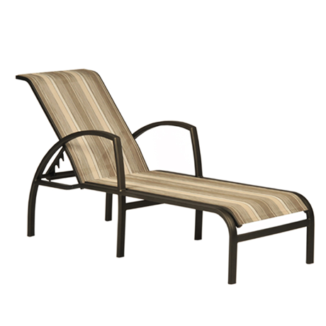 Brooklyn Sling Chaise Lounge