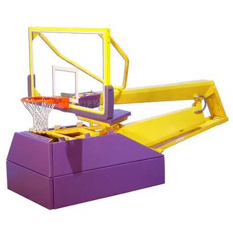 Slam Dunk Portable Basketball System-Basketball System