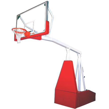 Buzzer Beater Portable Basketball System-Basketball System