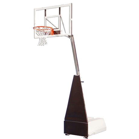 Alley-Oop Portable Basketball System-Basketball System