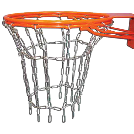 Welded Steel Chain Basketball Net-Parts