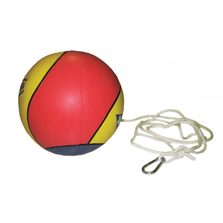 Replacement Tetherball with Nylon Rope-Parts