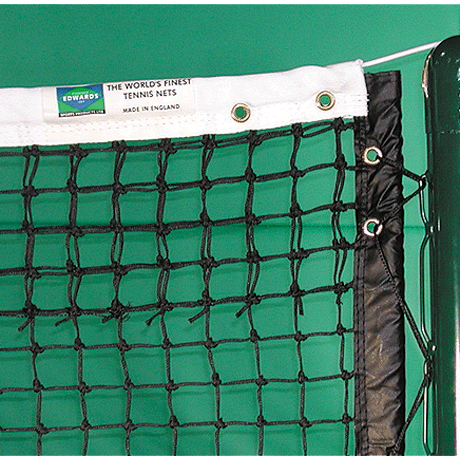42 Ft. 3.5MM Premium Polyethylene Tennis Net-Parts