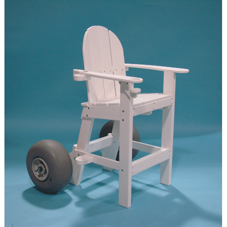 Large Wheel Kit for Lifeguard Chair-Accessories
