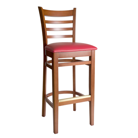 Burlington Ladder Back Barstool-