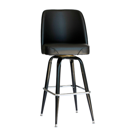 Exton Bucket Medium Barstool-Bar Chairs
