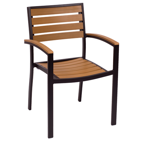 Largo Outdoor Stacking Armchair